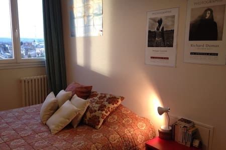 Chambre double - Aurillac