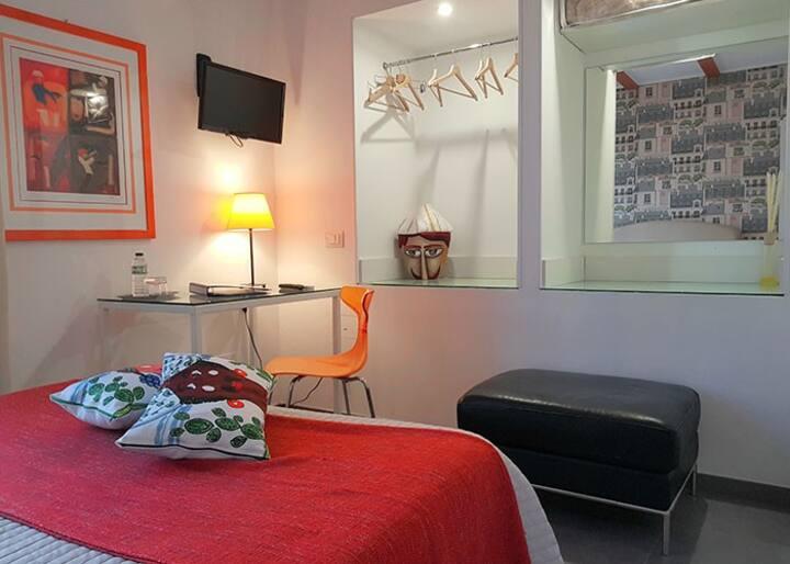 La Foresteria Boutique B&B (Orange room Small)