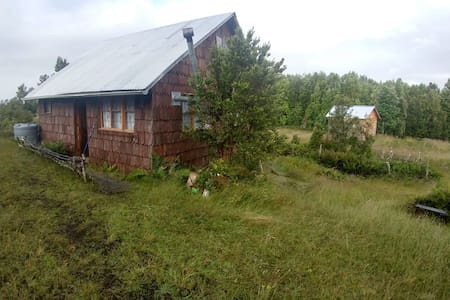 Super Rustic Cabin in Chiloe, Chile