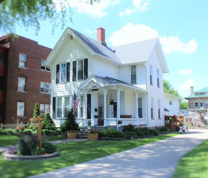 The Guest House presented by Fisher House B&B