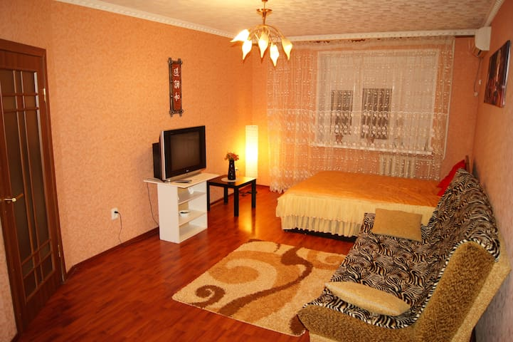 1-к квартира на Миронова - Rostov-on-Don - Apartamento