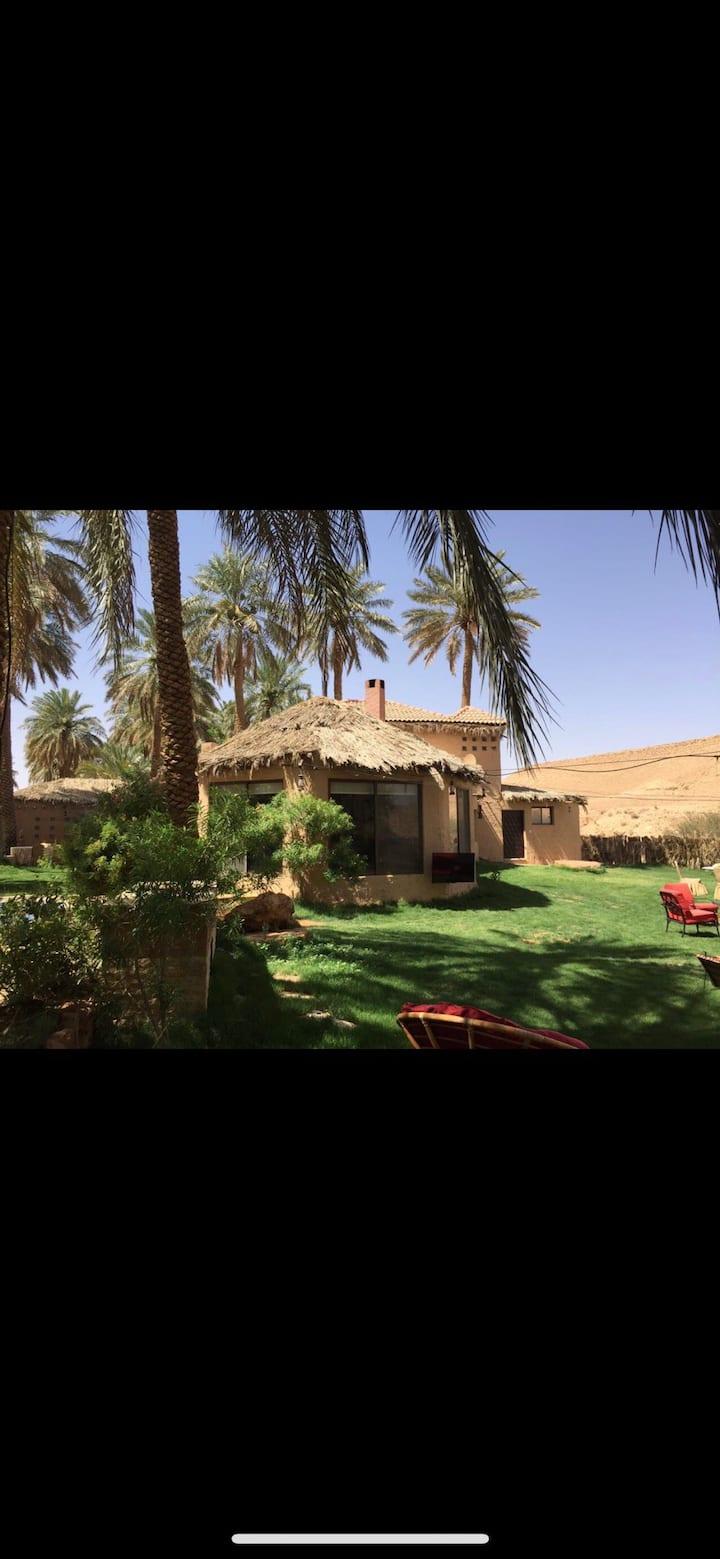 A gateway farm stay