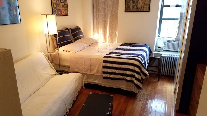 Private Bedroom in UES New York shared apartment.