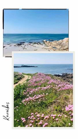 La côte au printemps