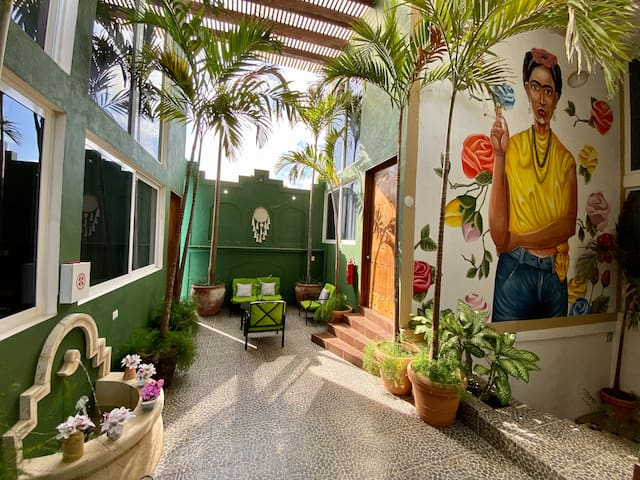 Perfect for couples unbeatable location in Tulum