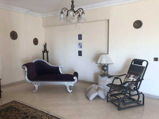 Maadi  - Private Bedroom
