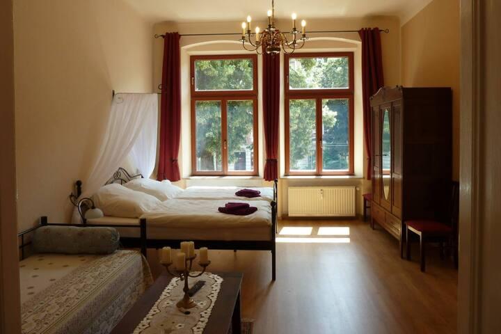 Ferienwohnung Gründerzeitflair - Görlitz - Lägenhet