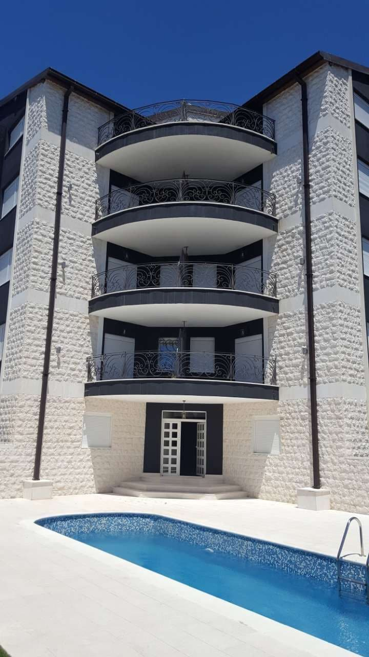 Lea -90m2 lux apartman with 140m2 backyard.