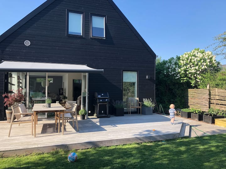 Nordic Noir House in Copenhagen