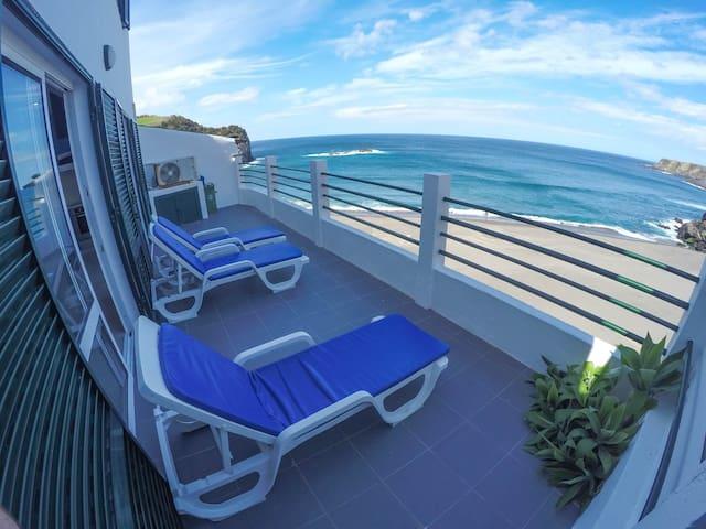 - Ocean Garden House - São Miguel/Azores - Ribeirinha - Prázdninový dům