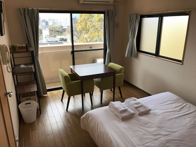 Gion district cozy Apartment +WIFI #10 - 京都市 - Apartmen
