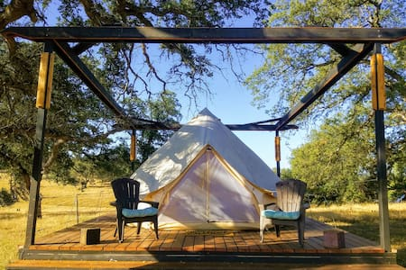Tent 1 - At the Heart