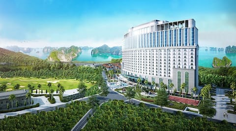 Luxury 5* Bay View * FLC Grand Hotel Ha Long