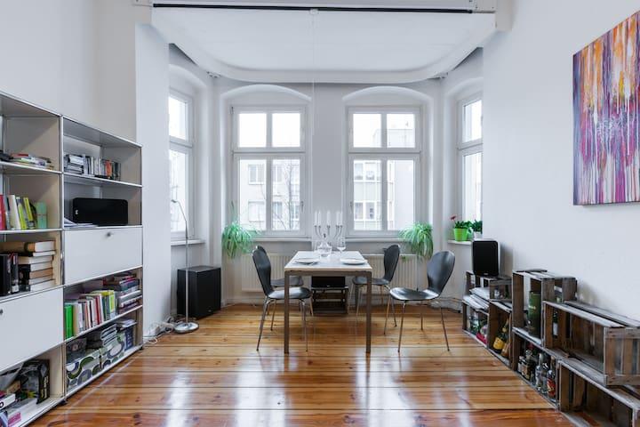 Beautiful 2-room apartment - Berlin - Apartment
