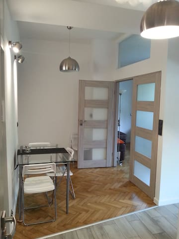 Warsaw, room in apartment , 10 min. to Centrum