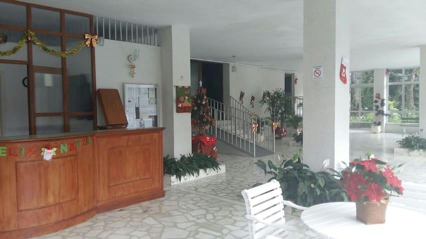 Apartamento para temporadas e fins de semana - Petrópolis - Flat