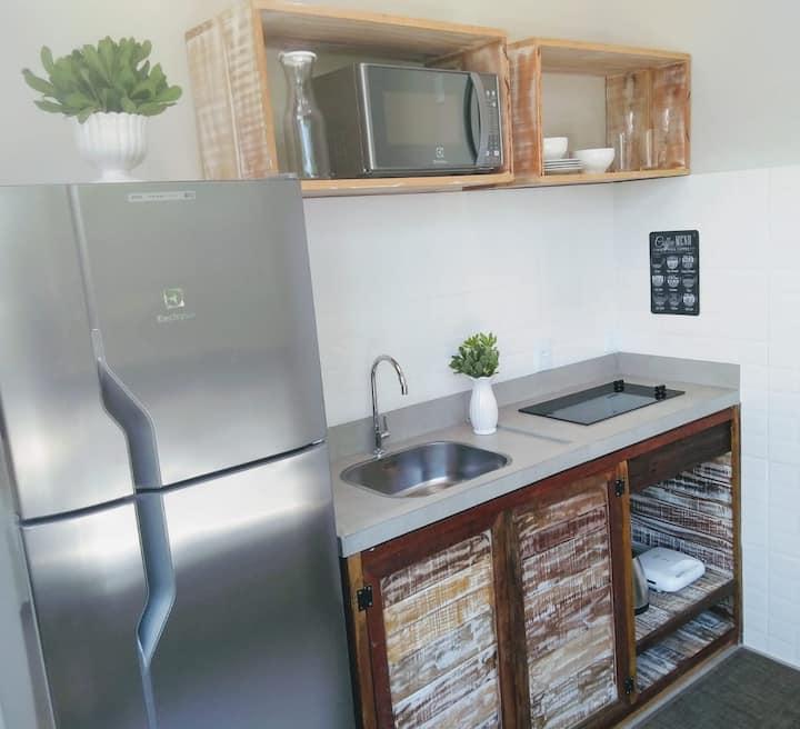 Apartamento 02 - Residencial VILA DAS CANOAS