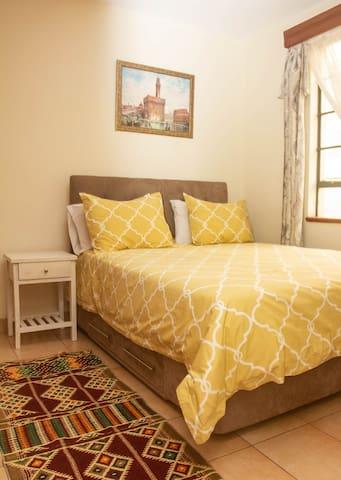 Private Suite in Great Location in Kilimani