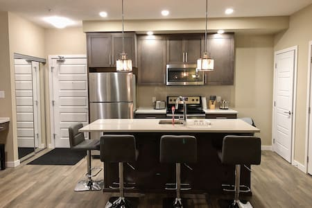 Brand new fully furnished condo near WEM