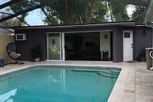 Private Poolside Villa