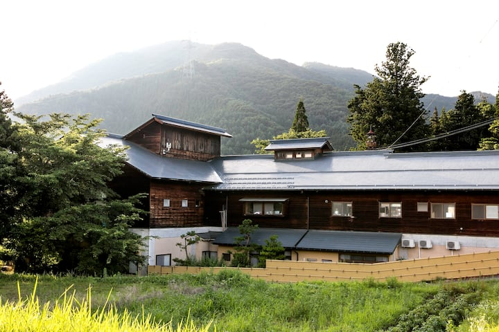 which is traditional Japanese style inn