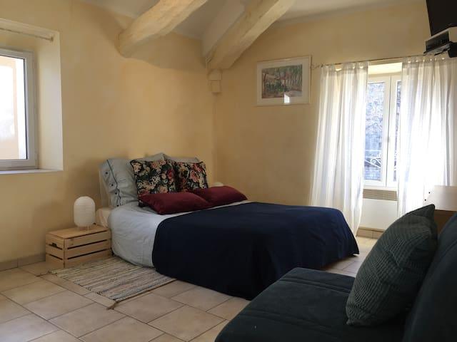 Studio à Quinson, Gorges du Verdon en Provence