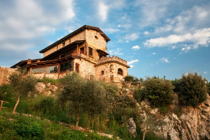 Villa de' Luccheri - Stay in Nature