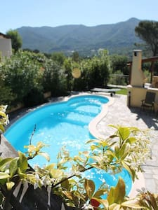 Beautiful villa with private pool - Garlenda