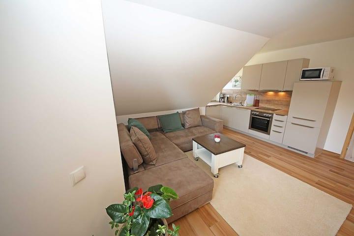Haus Hannah mit 3 komfortablen Ferienwohnungen, Haus Hannah Whg. 03 mit Balkon