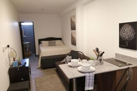 Bonito apartamento privado en  centro de la ciudad