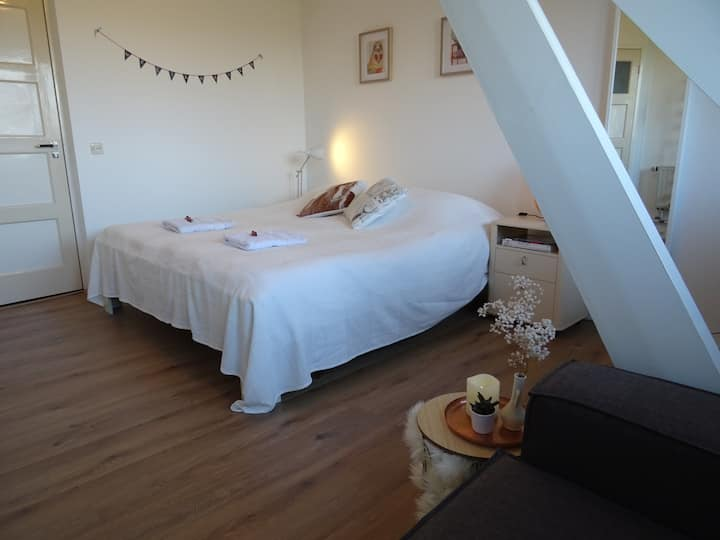 Spacious room - 10 minutes from Nijmegen