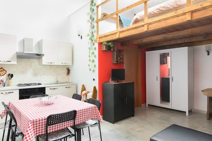 B&B mini appartamento - Rom - Wohnung