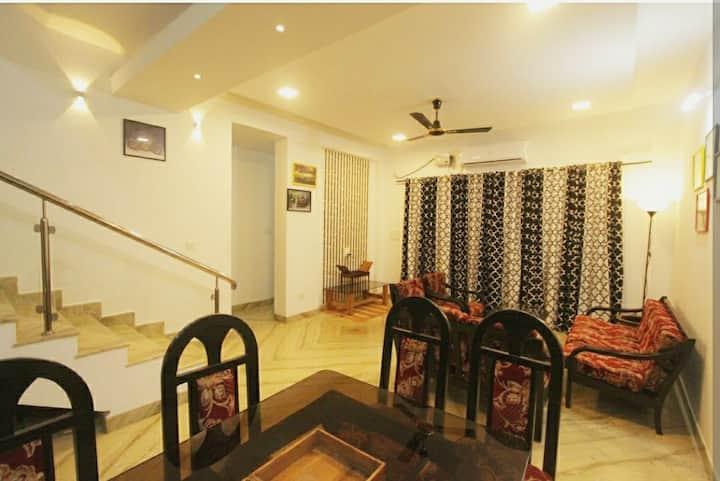3 BHK Luxurious beach pool villa at Assagao, Goa.