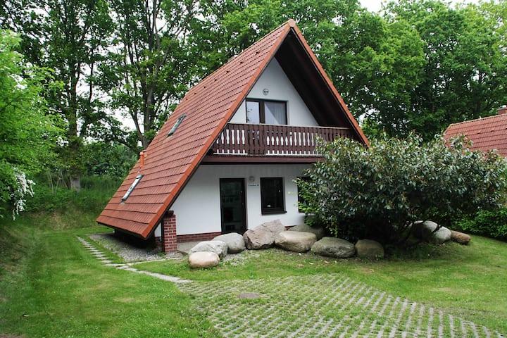 Ferienhaus am Vogelpark Marlow