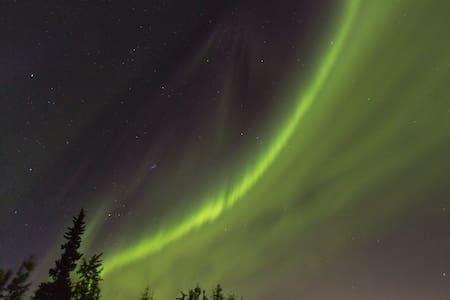 Hilltop Aurora Chateau - 費爾班克斯(Fairbanks)
