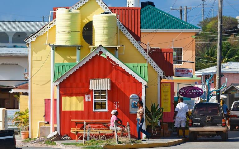 Caribbean Delight Studio - Union Island