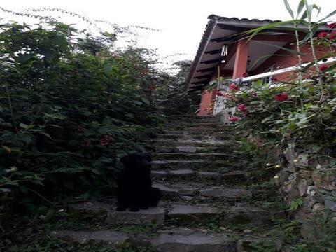 Cabaña Nonni en House - Hotel Villa Saracena