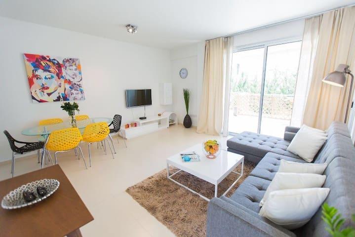 2b Duplex Pool Apartment - Dasoudi beach - Germasogeia - Apartment
