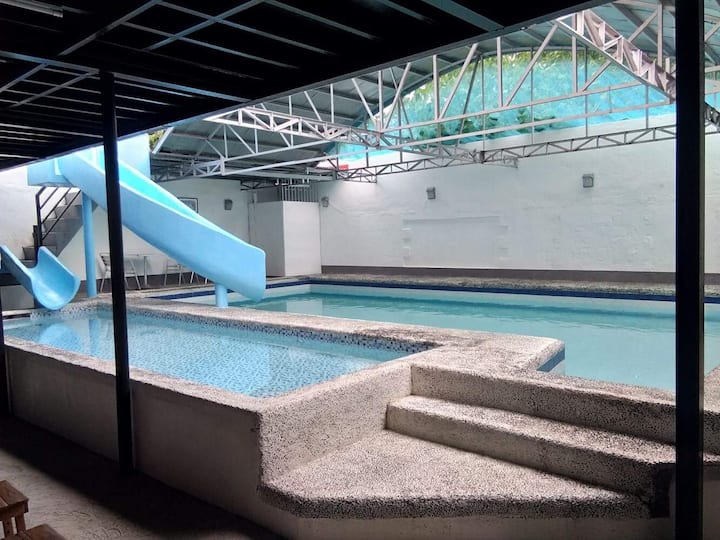 Caloyski 1 Private Pool Hot Spring Resort Laguna