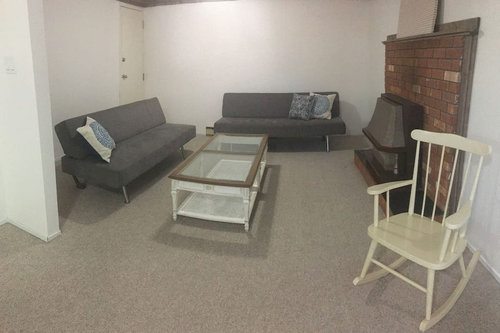 Cozy and Calm Living Room