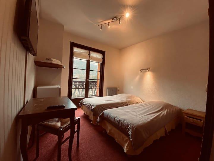 Auberge Du Mont-Rond, Chambre 17