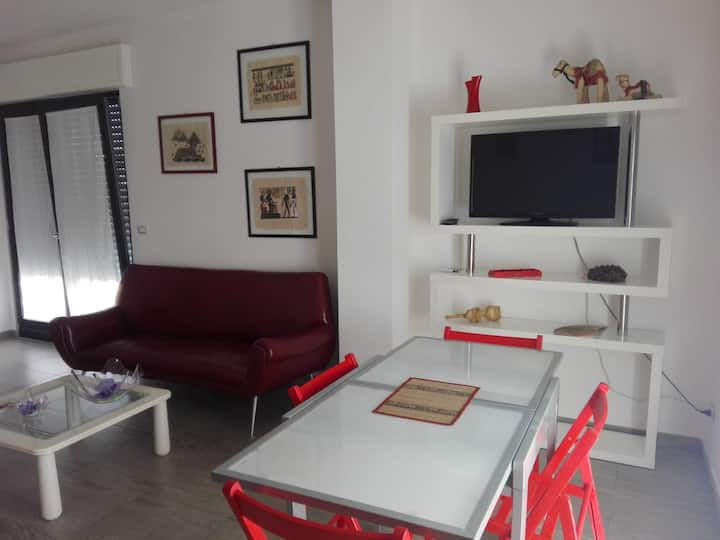 Comfortable and bright apartment for 4 - Puglia