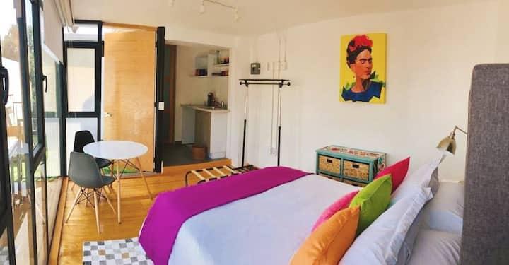 Coyoacan Frida's Favorite Loft