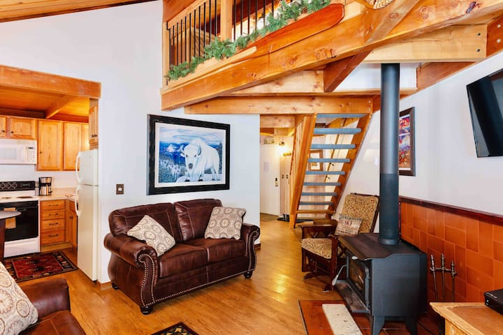 A perfect place to unwind after a long day on the slopes or at the lake! Come stay with us and enjoy the best location in Whitefish!