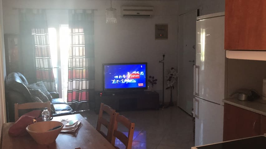 New Apartment in Chanioti well equipped On 1st fl.