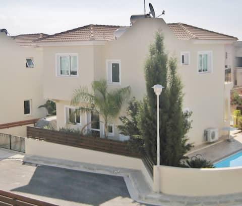 Large modern Villa in Konnos, Cyprus