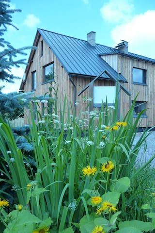 Ferienwohnung auf dem Bauernhof - Lukavice - Appartement