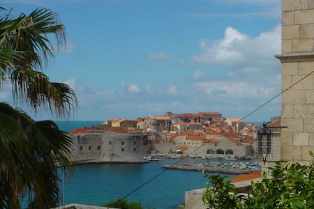 Duga a few steps to OldTown & beach - Dubrovnik - Apartemen