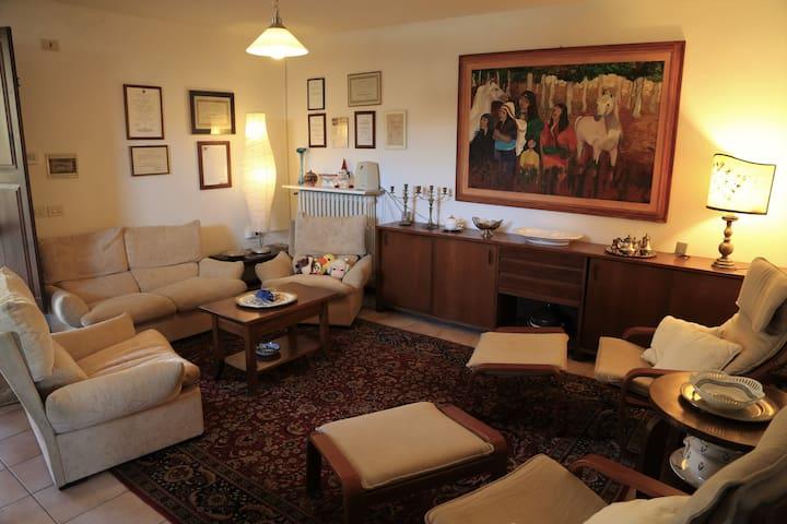 Una casa nel cuore del Mugello - Montecarelli - Apartemen