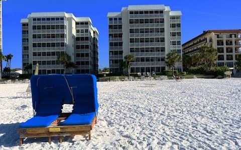 Siesta Key Beach Front Condo!